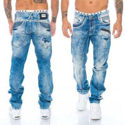 Cipo & Baxx Jeans C-1150 blau