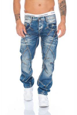Cipo & Baxx Jeans C-894 blau