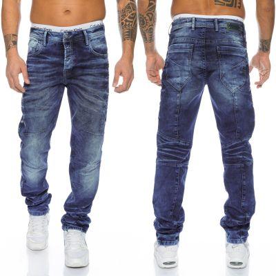 Cipo & Baxx Jeans CD286 blau