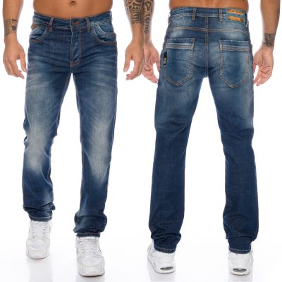Cipo & Baxx Jeans CD186A blau