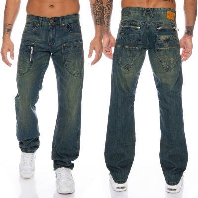 M.O.D Jeans Danny Comfort Algiers blau