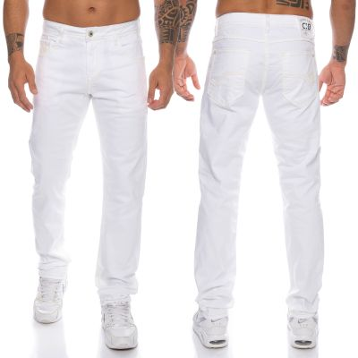 Cipo & Baxx Jeans CD319C weiß