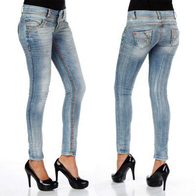 Cipo & Baxx Jeans CBW-443 blau