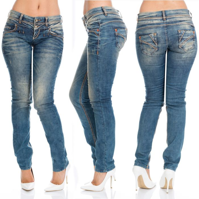 Cipo baxx jeans damen