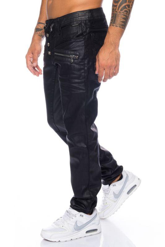 außergewöhnliche Auswahl an Stilen neuer Stil & Luxus beste Wahl Cipo & Baxx Jeans CD320 schwarz