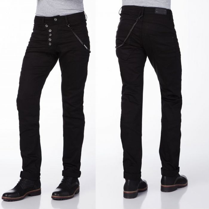 Cipo & Baxx Jeans CD221C schwarz