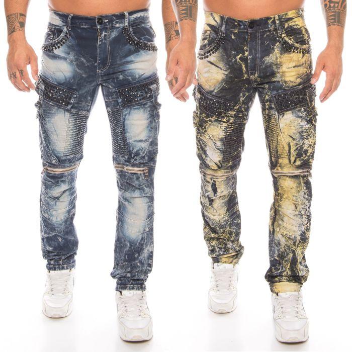 Cipo & Baxx Herren Jeans CD494