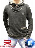 Redbridge Herren Pullover BJ-121657 schwarz
