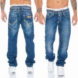Cipo & Baxx Jeans C-688 blau