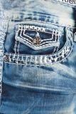 Cipo & Baxx Jeans C-1149 blau