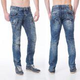 Cipo & Baxx Jeans C-1145 blau