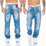 Cipo & Baxx Jeans C-595 blau