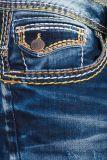 Cipo & Baxx Jeans CD305 blau