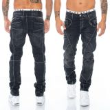 Cipo & Baxx Jeans CD288 schwarz
