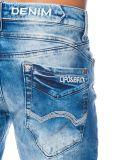 Cipo & Baxx Jeans CD349 blau