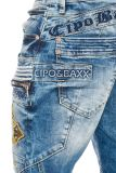 Cipo & Baxx Jeans CD293 blau
