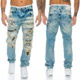 Cipo & Baxx Jeans CD337 blau