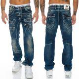 Cipo & Baxx Jeans C-1198 blau