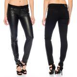 Cipo & Baxx Damen Jeans C46008 schwarz