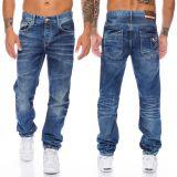 Cipo & Baxx Jeans CD328 blau