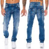 Cipo & Baxx Jeans CD319 blau