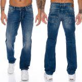 M.O.D Jeans Thomas Comfort Pirelli blau