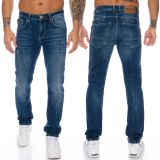 M.O.D Jeans Ricardo Slim Fit Messina blau