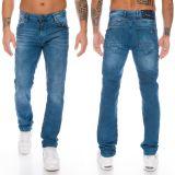 Cipo & Baxx Jeans CD374 indigo blau