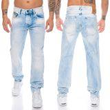 Cipo & Baxx Jeans CD319X blau