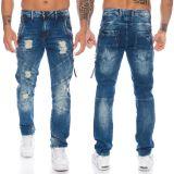 Cipo & Baxx Jeans CD436 blau