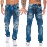 Cipo & Baxx Jeans CD418 blau