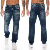 Cipo & Baxx Jeans CD382 blau