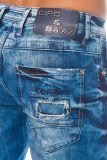 Cipo & Baxx Jeans CD431 blau