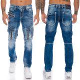 Cipo & Baxx Jeans CD437 blau