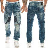 Cipo & Baxx Jeans CD523 blau