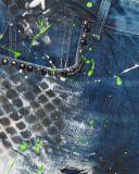 Cipo & Baxx Herren Jeans CD591 Blau