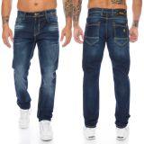 Cipo & Baxx Herren Jeans CD468 Blau