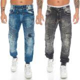 Cipo & Baxx Herren Jeans Jogpants CD446