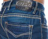 Cipo & Baxx Herren Jeans CD471 Blau